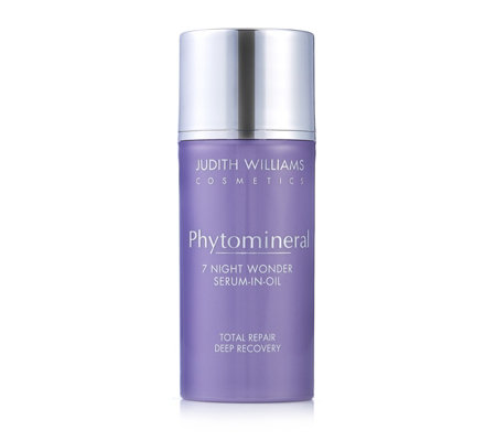 Judith Williams Phytomineral Night Wonder Elixir 100ml