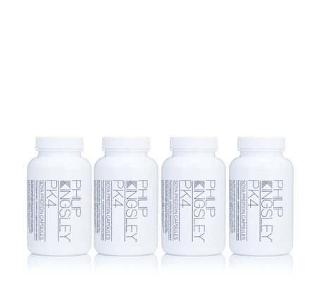 Philip Kingsley PK 4 Supplements 4 Pack 120 Days Supply