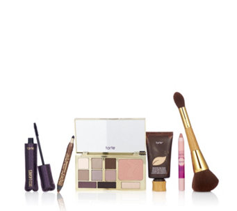 Tarte 7 Piece Smart Skin Rx Cosmetics Collection & Bag - 216528