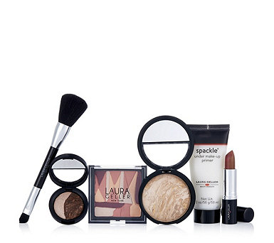 Laura Geller 6 Piece Beauty Canvas Make-up Collection - 228028