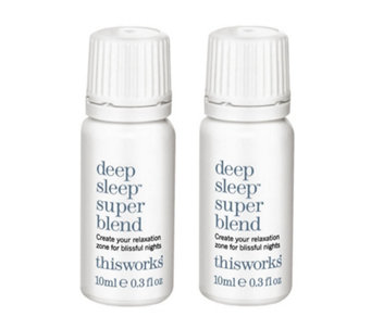 This Works Super Blend 10ml Duo - 232428