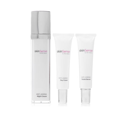Skinsense 3 Piece Day & Night Skincare Collection