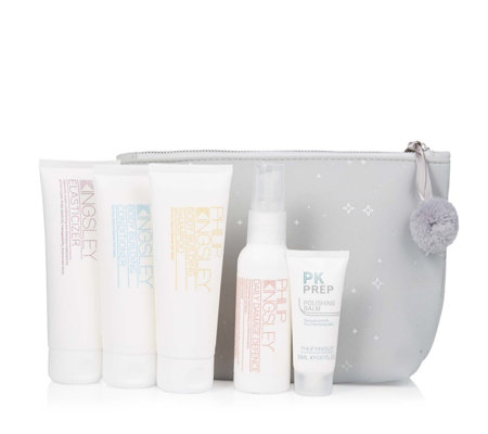 Philip Kingsley 5 Piece Heavenly Hair Collection With Bag