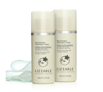 Liz Earle Brightening Treatment Duo - 213529