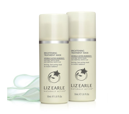 Liz Earle Brightening Treatment Duo