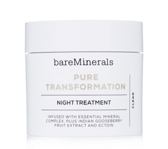 bareMinerals Skinsorials Pure Transformation Night Treatment - 231029