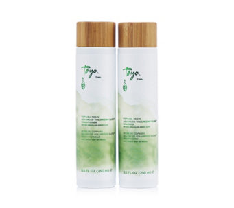 Taya 2 Piece Copaiba Resin Volumising Shampoo & Conditioner - 231429