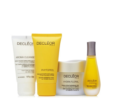 Decleor 4 Piece Must Have Collection