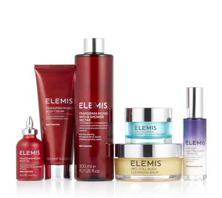 Elemis 6 Piece Day to Night Luminous Skin Collection
