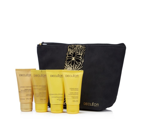 Decleor 4 Piece Travel Collection with Bag
