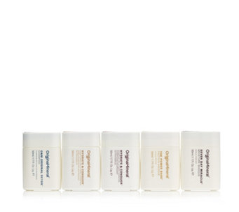 O&M 5 Piece Mini Minerals Hydrate & Conqer Collection - 215330