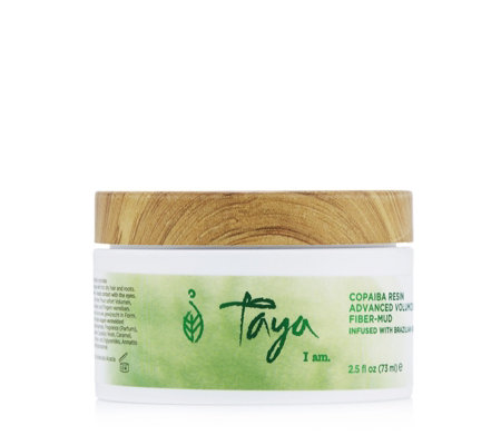 Taya Copaiba Resin Advanced Volumising Blend Fiber Mud
