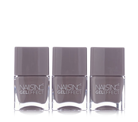 Nails Inc Porchester Square Trio