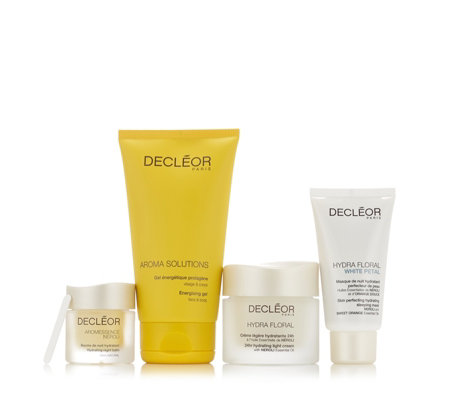 Decleor 4 Piece Night Balm & Hydration Boost Collection