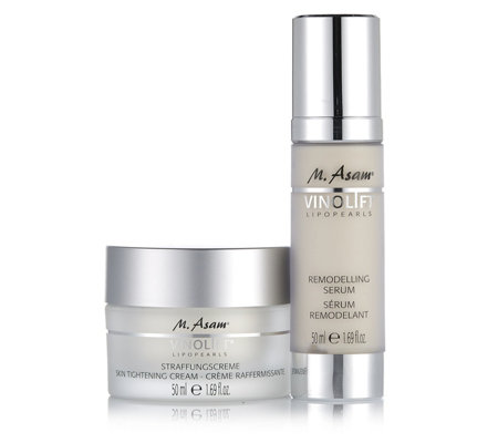 M. Asam Vinolift Skin Tightening Essentials Duo