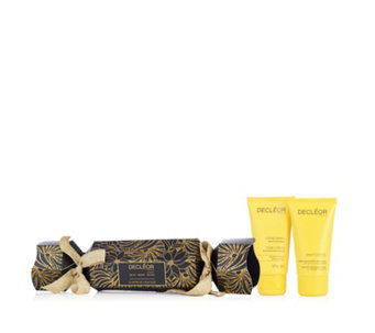 Decleor 2 Piece Exfoliator & Hand Cream Cracker - 234332