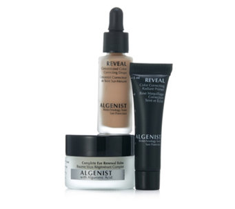 Algenist 3 Piece Dark Circle Corrector Collection - 230833