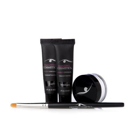 Amazing Cosmetics A Little Amazing Kit