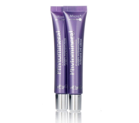 Judith Williams Phytomineral Eye Cream Duo