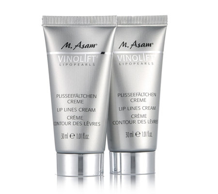 M. Asam Vinolift Lip Lines Cream 30ml Duo