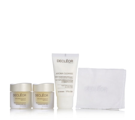 Decleor 3 Piece Night Balm Collection