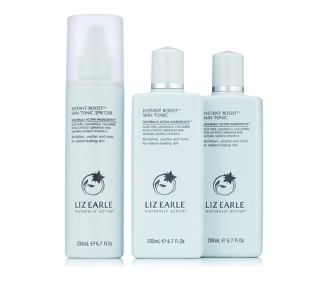 Liz Earle Instant Boost Skin Tonic Trio