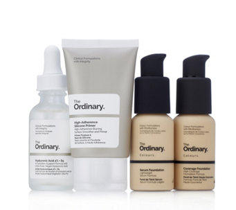 The Ordinary 4 Piece Foundation Collection - 235334