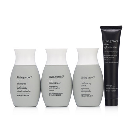 Living Proof Full 4 Piece Discovery Haircare Collection