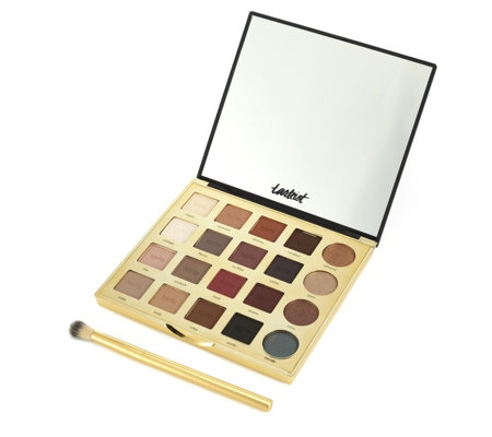Tarte 20 Piece PRO Amazonian Clay Eyeshadow Palette & Brush