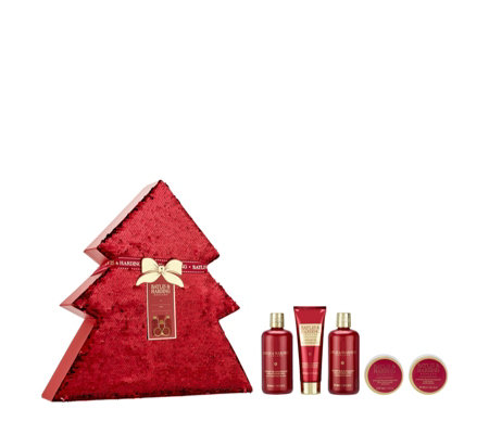 Baylis & Harding Festive Sequin Tree Bath & Body Set