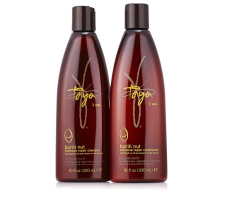 Taya Buriti Nut Intensive Repair Shampoo & Conditioner 300ml