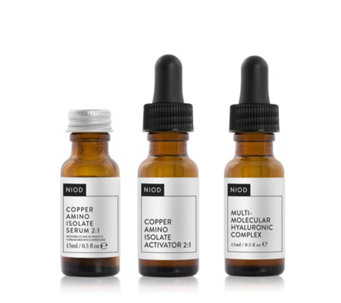NIOD Copper Amino & Multi Molecular Hero Serum Set - 214336