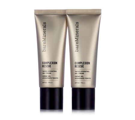 bareMinerals Complexion Rescue Tinted Hydrating Gel Cream Duo 35ml