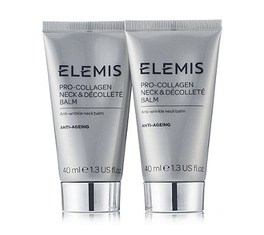 Elemis Pro-Collagen Neck & Decollete Balm Duo - 216737