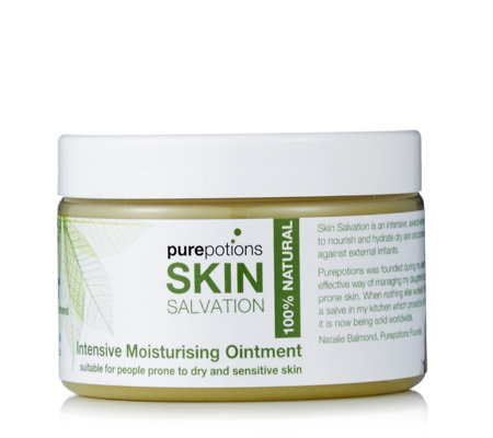 Pure Potions Skin Salvation Moisturising Ointment 150ml