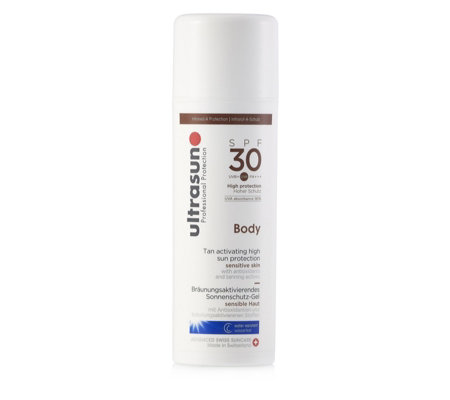 Ultrasun Sun Protection Body Tan Activator SPF30 150ml