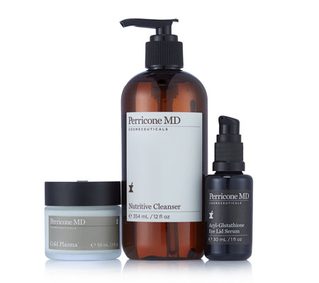 Perricone 3 Piece Supersize Skincare Collection