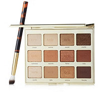 Tarte Tartelette Toasted Eyeshadow Palette & Brush - 234738