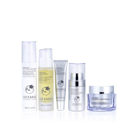 Liz Earle Superskin Lovers Collection