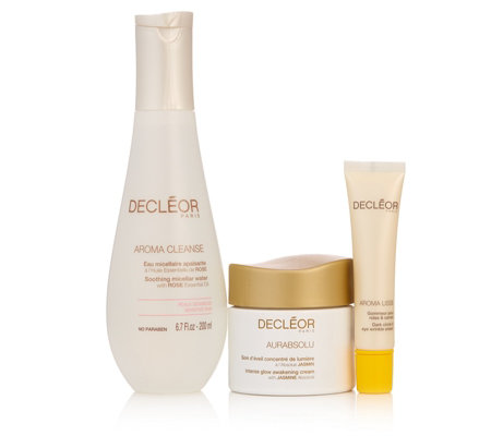 Decleor 3 Piece Face & Eye Glow Collection