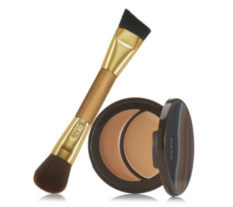 Tarte Coloured Clay CC Concealer & Correcter with Brush - 208039
