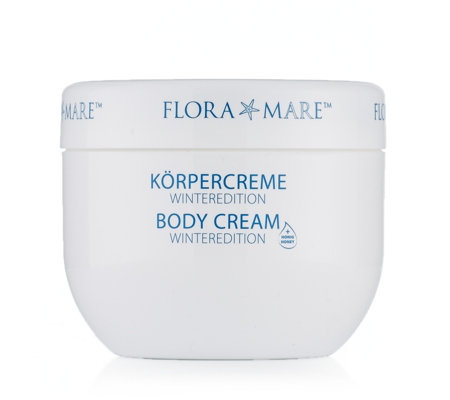 flora mare winter body cream 500ml page 1 qvc uk. Black Bedroom Furniture Sets. Home Design Ideas