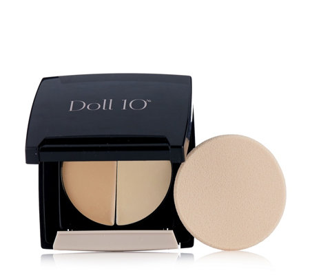 Doll 10 2 Piece Cover and Conceal Foundation & Concealer