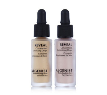 Algenist Reveal Luminizing Drops 7ml Duo - 230039