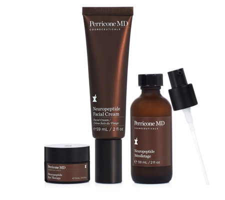 Perricone 3 Piece Neuropeptide Anti-Ageing Collection