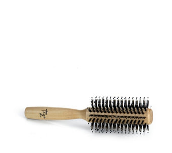 Taya Medium Wooden Round Brush - 205340
