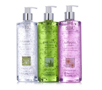 SBC 3 Piece Soothe & Smooth Heritage Collection - 230840