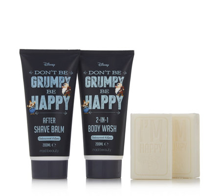 Disney Grumpy Soap Duo and Shower Gel Duo Set