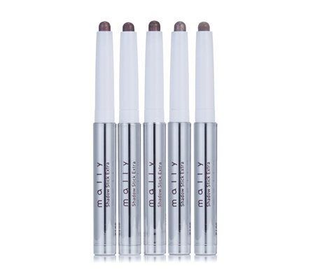 Mally 5 Piece Shadow Stick Xtra Collection