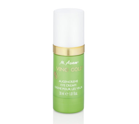 M. Asam Vino Gold Eye Cream 30ml